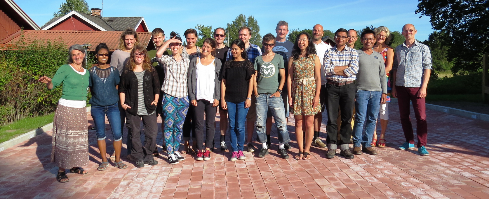 Participants of the 6th_SummerSchool