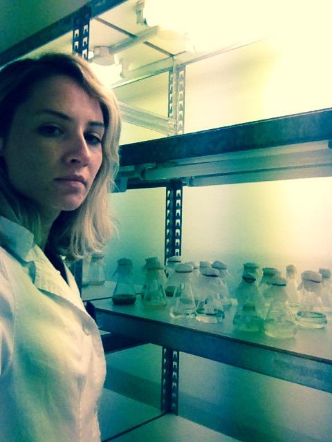 Doctoral defence in Biology