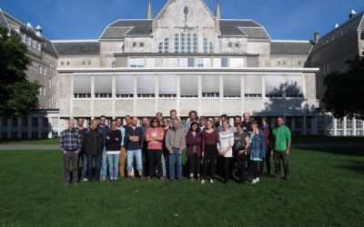 Blog report: Modelling Demographic Processes in Populations workshop