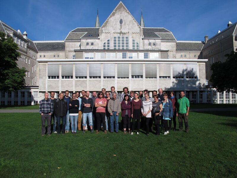 Blog report: Modelling Demographic Processes in Populations workshop
