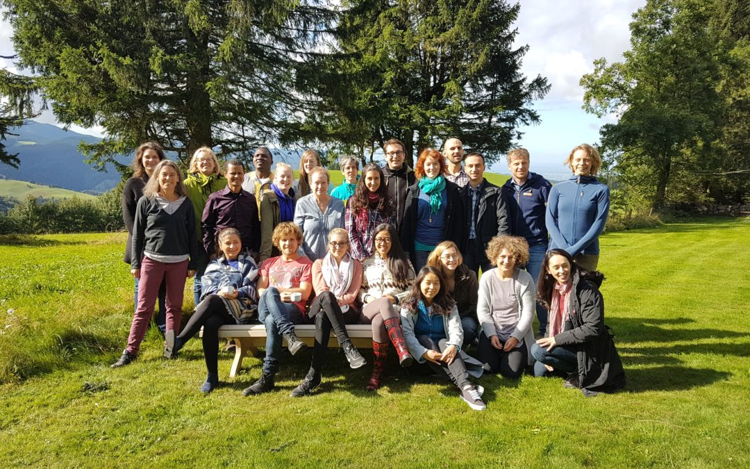 Blog report: Summer School in Forest and Environmental Policy Research: From Theory to Method and Back