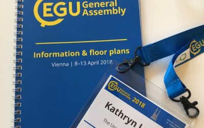 Blog report: European Geosciences Union General Assembly